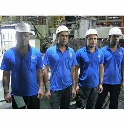 10 Th 7 Days Semi Skilled Manpower Supply Services, Pan India