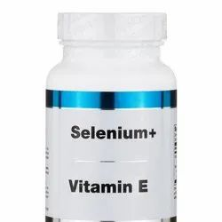 Vitamin E Selenium Supplement, Packaging Type: Plastic Jar, Packaging Size: 50 G - 1kg