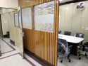 Office Full Height And Half Height Partition