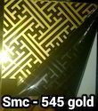 Stainless Steel Gold Etching Designer Sheets