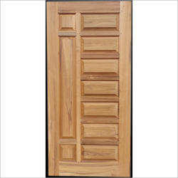 Teak Wood Doors Teak Wood Panel Door Retailers In India
