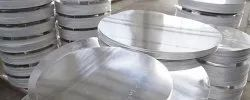Stainless Steel 310 Circle Plate
