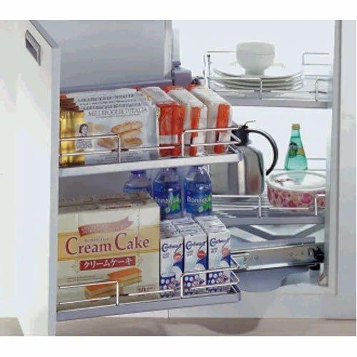 IndiaMART & S Corner Kitchen - Magic Corner Satin Base Wholesale Trader from ...