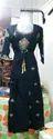 Embroidery Rayon Jacket Kurti
