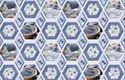 Glossy Ceramic  Bathroom Wall Tiles