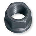 Wheel Nut With Flat Collar