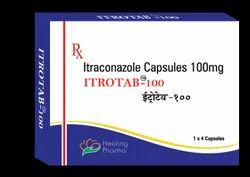 Itrotab 100 - Itraconazole 100mg