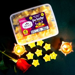 Rose Essential Oil Handmade Ghee Diya