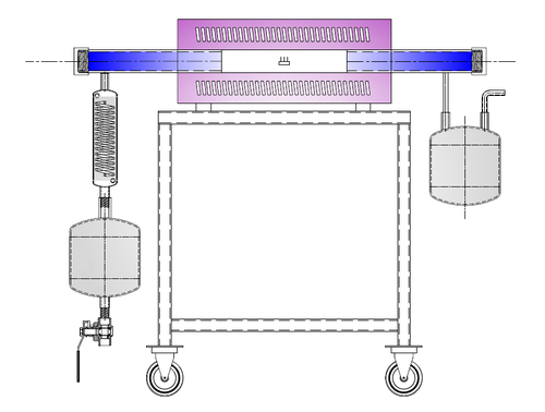 Pyrohydrolysis Reactor System