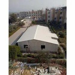 Steel Industrial Prefab Building
