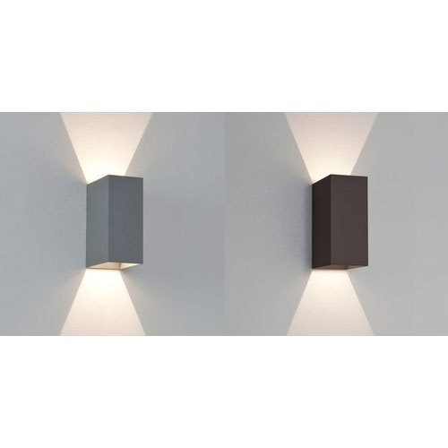 up down wall light exterior ceramic led up down wall light light rs 480 piece fx lights id