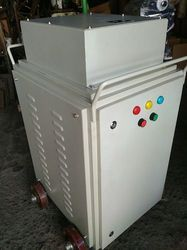 Three Phase Motorized Enclosed Type Variable Autotransformer