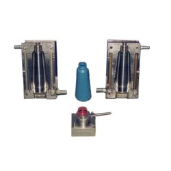 Ohns Steel Plastic Injection Moulding Die For Bottle And Cap, 45-55 Hrc, 1 Cavity