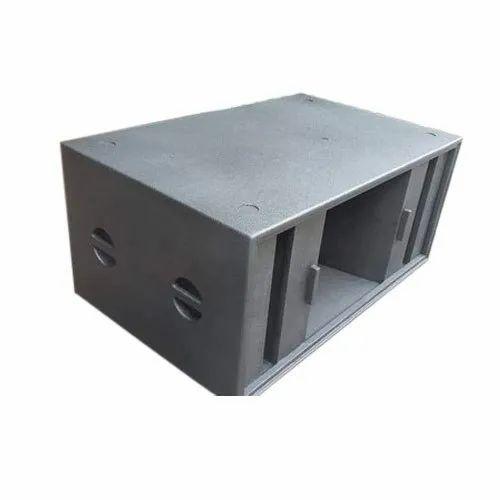 Monturbo Dual 8 Bass Speaker Cabinet
