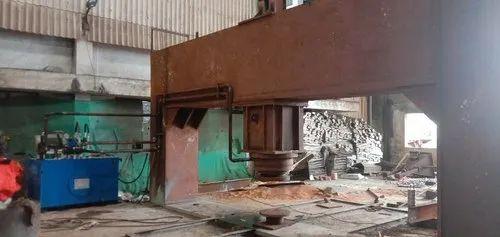 Dish End Hydraulic Pressing Machine
