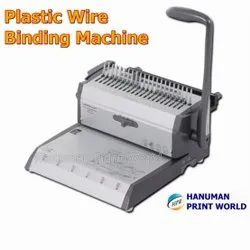 Plastic Wire Binding Machines