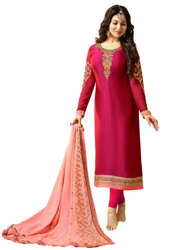 5a8aacbaa9 Party Wear Embroidery Heavy Salwar Kameez Suit, Rs 2500 /piece   ID ...