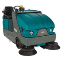 Tennant S20 Compact Mid-size Rider Sweeper, For Industrial
