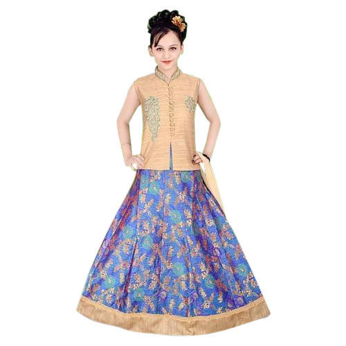 girls party wear long skirt top at rs 1000 piece gandhi