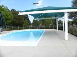 Heritage Pool Shade Structure
