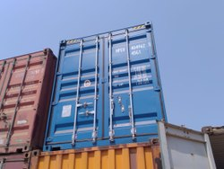 40 Ft New Export Container