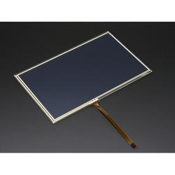 4-Wire Resistive Touch Screens