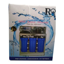 Fully Automatic Pvc Ro Water Purifier System,  Type Of Purification Plants: Uv