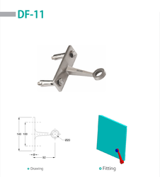 DF-11 Spider Fittings