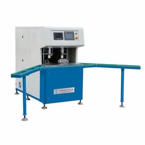 Cnc Automatic Corner Cleaning Machine