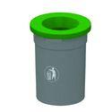 Oval Shape Garbage Bin