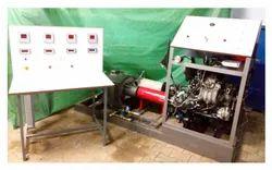 4 Stroke 4 Cylinder Diesel Engine Test Rig