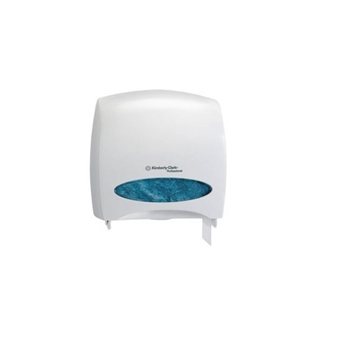e7d94781da3 White Jumbo Roll Tissue Dispenser Kimberly Clark