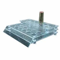 Transparent Acrylic Lipstick Stand