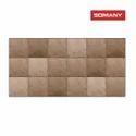 Somany 9.5 Mm Adroit Dark Wall Tile