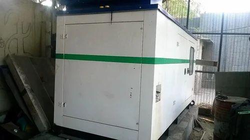 DG Set Sound Proof Enclosures - Diesel Generator Canopy Manufacturer