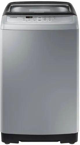 Samsung 6.5 kg Fully Automatic Top Load Washing Machine, WA65M4300HA/TL, Silver