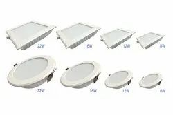 Down light- 20w, 15w, 10w