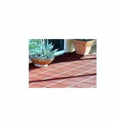 Matte Trioflor Oudoor Rubber Floor Tiles Service