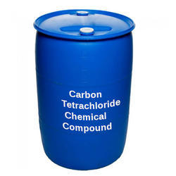 Carbon Tetrachloride Chemical Compound