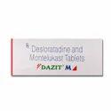 Dazit M Tablet ( Desloratadine+Montelukast)