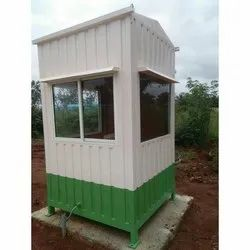 Commercial Building Watchman Cabin