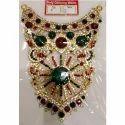 Kundan Temple Necklace