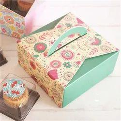Bakery Food Packaging Box