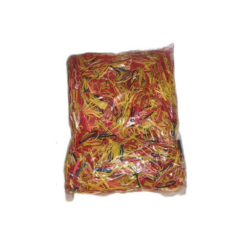 Note Binding Colored Rubber Bands, Pack Size: 500 Gm, Rs