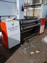 Rewinding Color Tape Cutting Machine