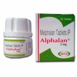 2 Mg Melphalan Tablets IP