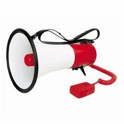 Ahuja White and Red Mega Phone AM21S
