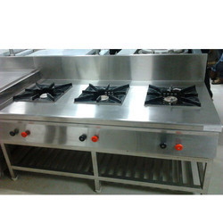 Three-Burner Gas Ranges