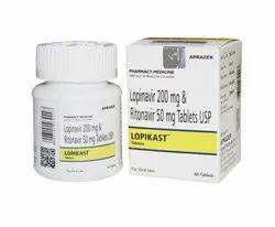 Lopikast Lopinavir Ritonavir