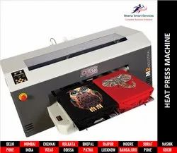 Automatic DTG Printing Machine
